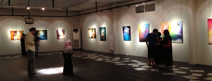 جمعية الثقافة والفنون بالدمام is one of to go.