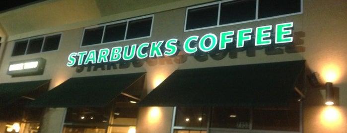 Starbucks is one of Reg.