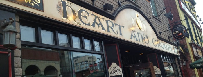 Heart & Crown - ByWard Market is one of Ottawa.