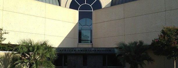 African American Museum is one of Museums.