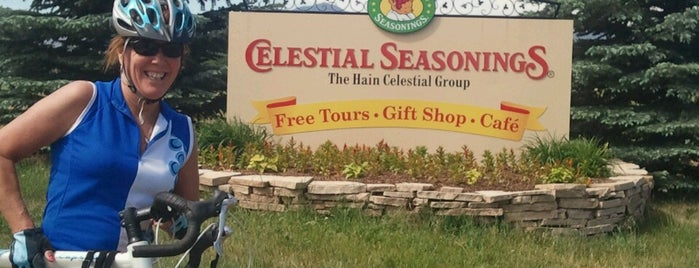 Celestial Seasonings is one of Colorado Tourism.