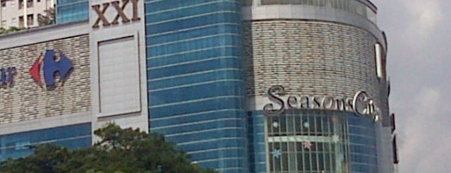 Seasons City is one of Malls.
