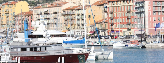 Port de Nice is one of FR2DAY's Guide to the Great Outdoors.