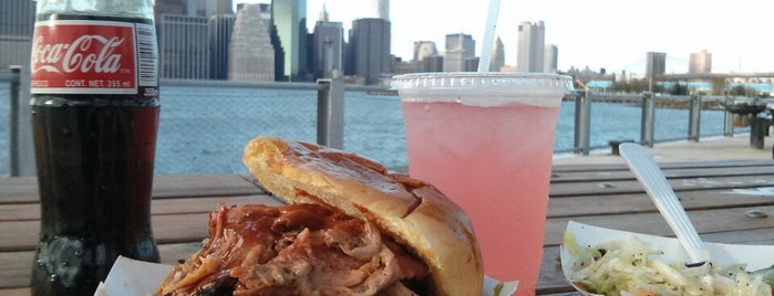 Smorgasburg is one of NYC Food.