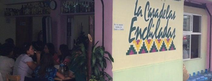 La Casa de las Enchiladas is one of O que Fazer na Cd. do México.