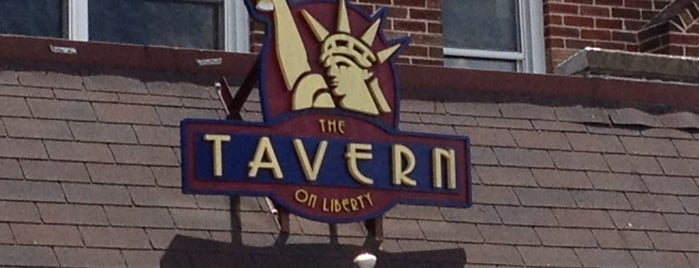 The Tavern On Liberty is one of Local stuff to do.