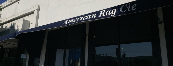 American Rag Company is one of Guide to Los Angeles's best spots.