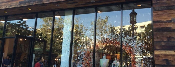 Anthropologie is one of Guide to Los Angeles's best spots.