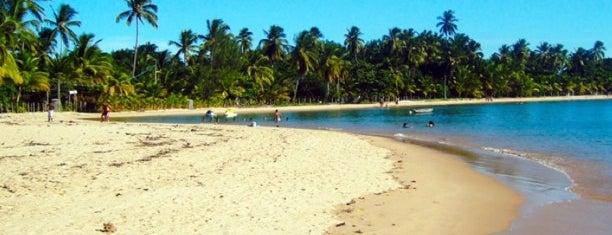 Praia de Guarajuba is one of DANIEL.