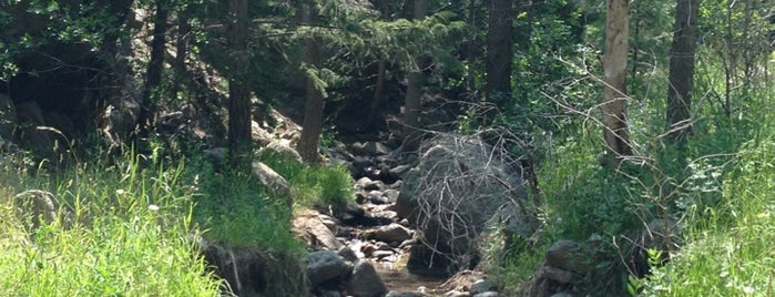Anne U White Trail is one of Boulder Area Trailheads #visitUS.