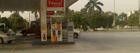 Shell KESAS R&R KINRARA is one of Petrol,Diesel & NGV Station.