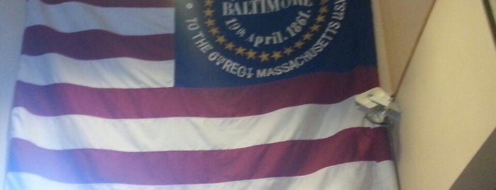 Baltimore Civil War Museum at President Street Station is one of Museums in Baltimore, MD.