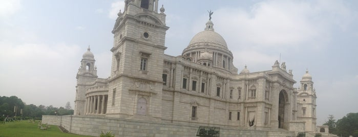 Victoria Memorial is one of Guide to Kolkata's best spots.
