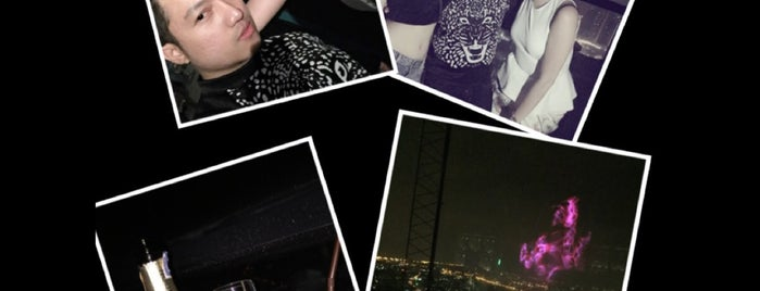 Altitude Bangkok is one of Girls Night Out .