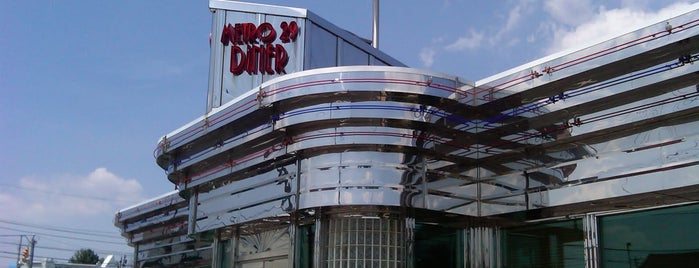 Metro 29 Diner is one of DINERS DRIVE-INS & DIVES.