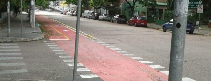 Rua Irmão José Otão is one of Favorites.
