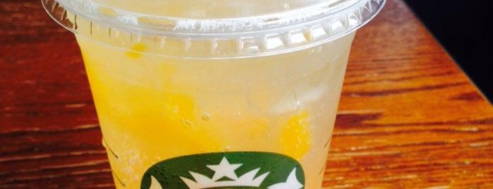Starbucks is one of ?8.