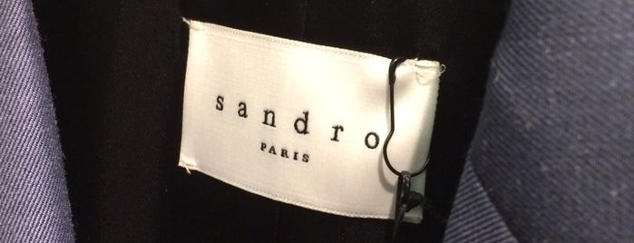 Sandro Boutique is one of Guten Tag, Berlin!.
