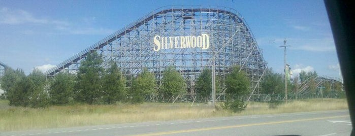 Silverwood Theme Park is one of Best Places to Check out in United States Pt 2.