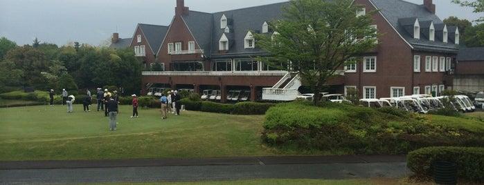 新セント・フィールズゴルフクラブ is one of ゴルフ場(茨城).