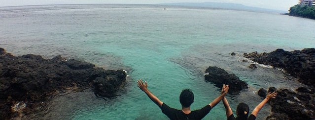 BIAS TUGEL BEACH - PADANGBAI is one of Beautiful Beaches in Bali.
