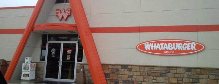 Whataburger is one of Recycle Hotspots.