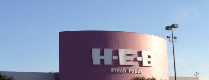 H-E-B is one of Recycle Hotspots.