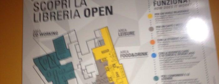 Open is one of Restaurants milano.