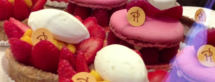 Pierre Hermé is one of Patisseries.