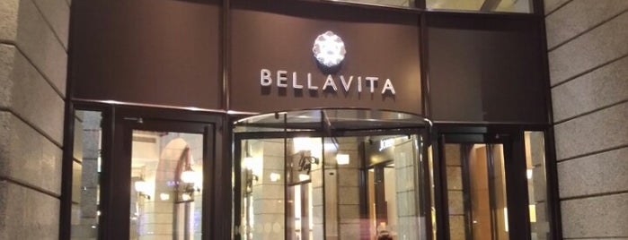 Bellavita is one of Taiwan.