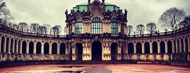 Dresdner Zwinger is one of Germany.