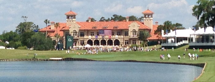 TPC Sawgrass is one of My Sunshine State <3.