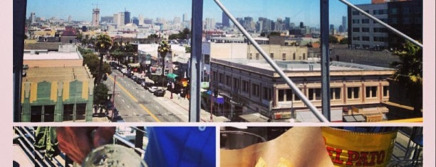 El Techo is one of San Francisco.