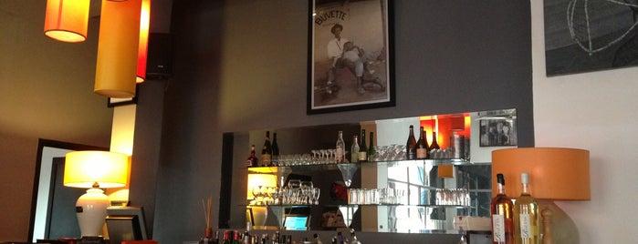 Le Zinc is one of Cool Restaurants, Cool Atmosphère...