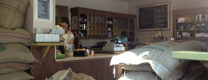 Die Kaffee Privatrösterei is one of Food and Drink Düsseldorf.