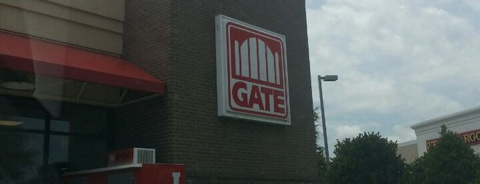 GATE Gas Station #1208 is one of Guide to St Augustine's best spots.