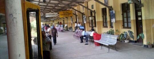 Nawalapitiya Railway Station is one of Railway Stations In Sri Lanka.