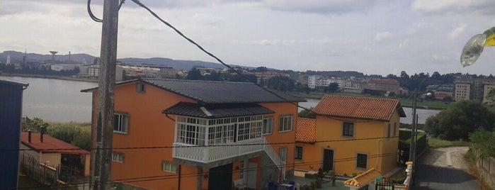 Neda is one of Concellos da Provincia da Coruña.
