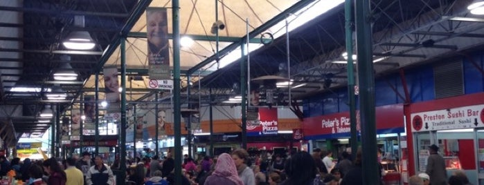 Preston Market is one of All-time favorites in Australia.