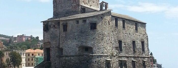 Castello di Rapallo is one of Mare.
