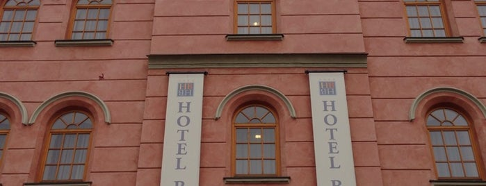 Hotel Budweis is one of Nekuřácké podniky v Č.Budějovicích.