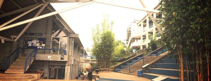 Facultad de Ciencias Administrativas y Sociales is one of Top 10 favorites places in Xalapa Enríquez, Mexico.