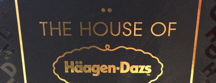 Häagen-Dazs is one of Gurney Paragon.