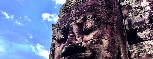 Bayon Temple is one of My TripS :).