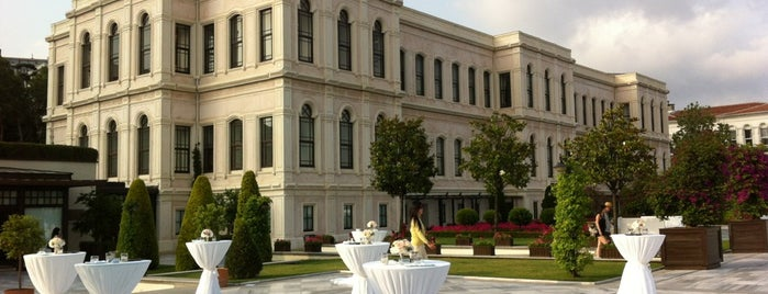Four Seasons Hotel Bosphorus is one of Tested Foods.