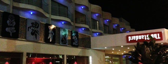The Standard, Hollywood is one of Night Life.