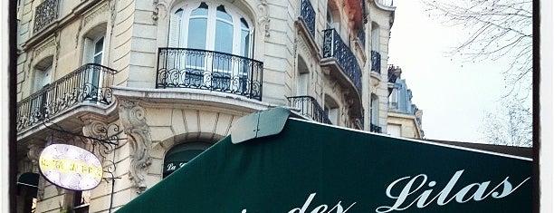 La Closerie des Lilas is one of Paris, FR.