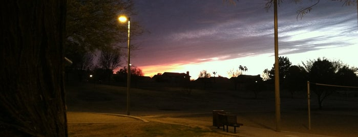 Hanger Park is one of PHX Parks in The Valley.