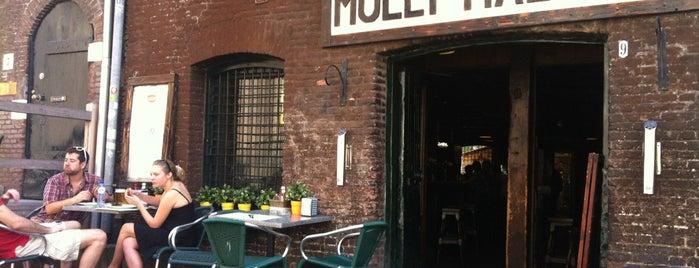 Molly Malone's Irish Pub is one of Amsterdam.