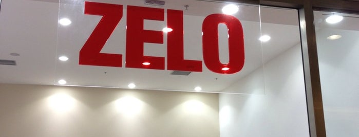 Zelo is one of ParkShoppingSãoCaetano.